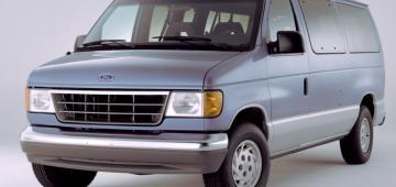 Ремонт АКПП Форд E-series