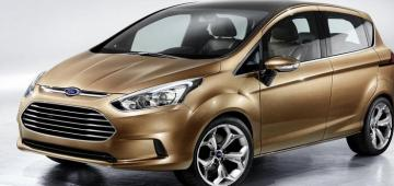 Ремонт PowerShift Ford B Max