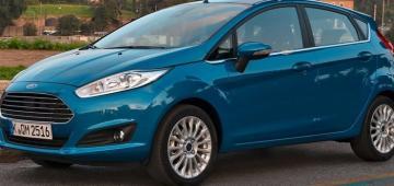Ремонт PowerShift Ford Fiesta