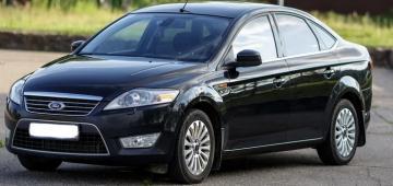 PowerShift Ford Mondeo 4