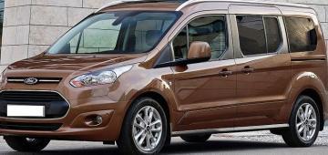 Ремонт PowerShift Ford Tourneo Connect